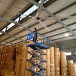 5 lý do nên lắp quạt trần công nghiệp hvls Emaxx 4.0 cho nhà xưởng